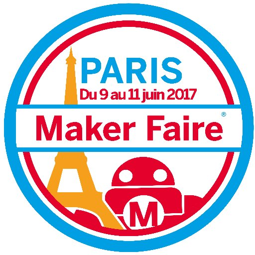 Le LOREM à la Maker Faire Paris 2017